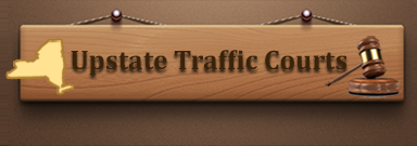 Upstate Traffic Courts